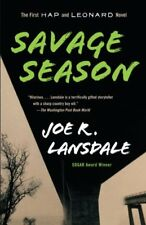 Complete Set Series - Lot of 10 Hap and Leonard books by Joe R. Lansdale Savage