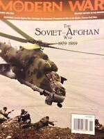 Modern War Magazine The Sovier-Afghan War November/December 2016 011918nonrh
