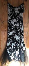 Jessica McClintock Dress BNWT Size 10 cocktail Ball Evening Gown Prom Dress