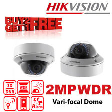 Hikvision DS-2CD2722FWD-IS 2MP WDR Vari-focal Dome Network Camera