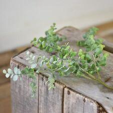 "Eucalyptus Faux Botanical 25"" Stem Spray"