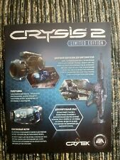 Crysis 2 | Limited Edition DLC | PS3 | EU UK AU | #NO GAME | PSN Code