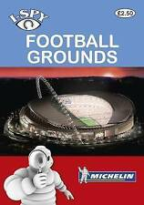 Michelin i-spy Football Grounds book  P/Back