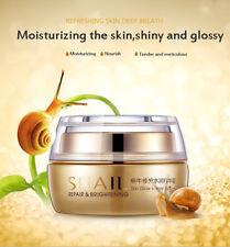 Snail Essence Face Repairing Cream Anti Aging Moisturizing Whitening Skin Care