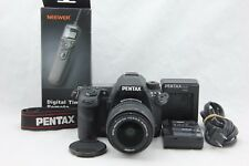 Pentax K-5 IIs 16.3MP Digital SLR Camera w/ 18-55mm Lens. Excellent Condition