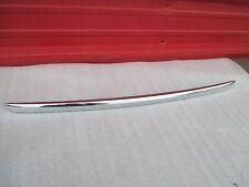 volvo xc60 liftgate chrome trim molding 2014 2015 2016 oem 31333812 xc 60 14 15