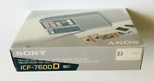 Radio toutes ondes SONY ICF 7600D