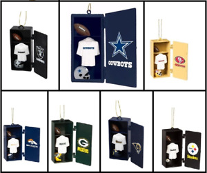 NFL Team Locker Ornament