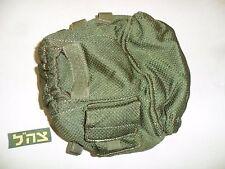 "Israeli Army NEW MODEL Tactical Camo Helmet Cover HASSA w/ Idf Zahal Patch צה""ל"
