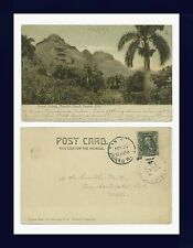 PUERTO RICO ARECIBO ROAD 1907 TO DR. H.W. SMITH OF NORTH SCITUATE, RHODE ISLAND
