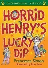 Horrid Henry's Lucky Dip: Ten Favourite Stories - and more!, Simon, Francesca, V