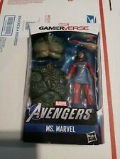 Ms. Marvel, Hasbro Marvel Legends Series Gamerverse 6-inch Collectible Action