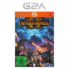 Total War WARHAMMER 2 II Key [PC Spiel] STEAM Digital Download Code TW DE/EU