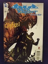 DC Batman: The Dark Knight, Vol. 2 # 23 (1st Print) Alex Maleev Regular Cover