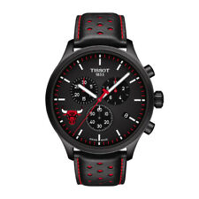 New Tissot Chrono XL Chicago Bulls Edition Black PVD Mens Watch T1166173605100