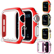 For Apple Watch Series 6 5 4 3 2 SE Case Cover iWatch Protector Bumper Hard Case