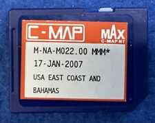 C-Map NT MAX SD Card M-NA-M022 USA East Coast And Bahamas for Furuno VX2