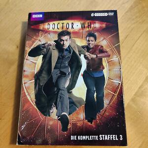 Doctor Who - Staffel 3 (2013) DVD Box