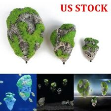 Aquarium Floating Rocks Suspended Stones Tank Underwater Landscaping Decoration