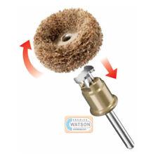 DREMEL accessori Multi uso SC511 S511 rapido clic Abrasivo Cuoio Grosso Medio