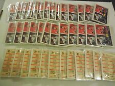 1X 2001-02 MCDONALDS Pacific COMPLETE SET Hometown Pride 1-10 Bulk Lot Available