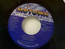 "DAZZ BAND ""LET IT WHIP / EVERYDAY LOVE"" 45  MINT UNPLAYED"