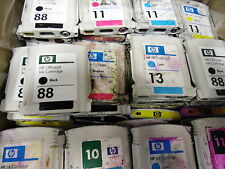 LOT OF 120 HP Empty Ink Cartridges for Staples Recycling Rewards