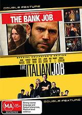 The Bank Job - The Italian Job - NEW DVD