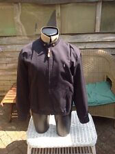 Mens Polo by Ralph Lauren bomber style jacket size M good used condition