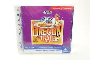The Oregon Trail Classic PC Mac Game 1999 Learning Company 90s, Sealed & NEW