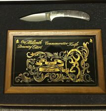 Browning special cottectors knife