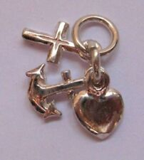 Unbranded without Stone Religious Fine Charms & Charm Bracelets