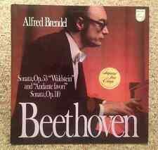 Beethoven...Alfred Brendel...Waldstein Op.53 & Andante Favori Op. 110...NM