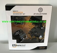 AT COLLECTIONS 1:32 SCALE EXCAVATOR ATTACHMENT SET (EUROSTEEL)
