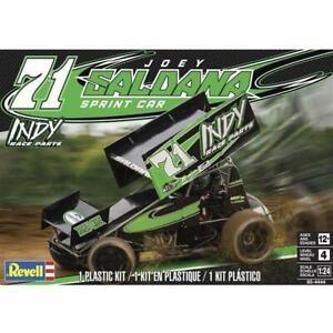 Revell 1/24 Indy Race Parts #71 Joey Saldana