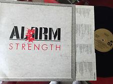 THE ALARM - STRENGTH  - UK I.R.S.   LP