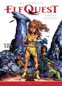 COMPLETE ELFQUEST volume five - Dark Horse - NEW, SIGNED!