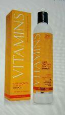Vitamins shampoo for hair loss