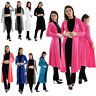 Womens Ladies Long Sleeve *MAXI* Boyfriend Cardigan Open Cardigans Floaty 8-16