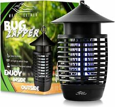 INDOOR AND OUTDOOR WATERPROF Bug Zapper Mosquito Insect Killer w/500v Electronic