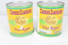 2 PACK Chongos Zamoranos Tres Reyes 2.2 Lbs 1000 Gram Per Can Made in Mexico