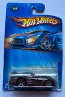 2005 Hotwheels Dodge Viper GTS-R Black! Mint! Very Rare!