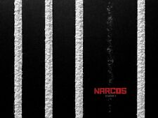 "Low #37/75 NARCOS ""Cocaine Lines"" Poster Netflix MONDO 18x24 Alan Hynes SOLD OUT"