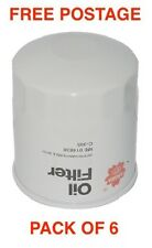 Sakura Oil Filter C-1511 HOLDEN RODEO JACKAROO BOX OF 6 CROSS REF RYCO Z178A