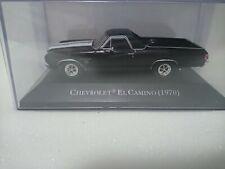 Chevrolet El camino (1970) 1/43 Coleccion coches americanos