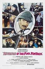 REVENGE OF THE PINK PANTHER Movie POSTER 27x40 C Peter Sellers Herbert Lom Dyan