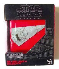 Star Wars Titanium Series The Black Series #24 Star Destroyer