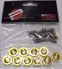 PASSWORD JDM fender washers Gold 10pcs