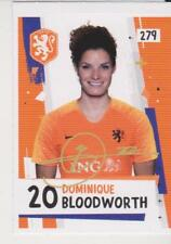 AH 2018/2019 Panini Like sticker #279 Dominique Bloodworth Holland national team