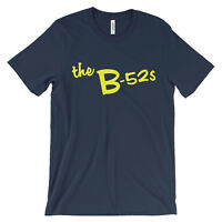 The B-52's T Shirt - Love Shack - Synth pop rock 80's band t-shirt
